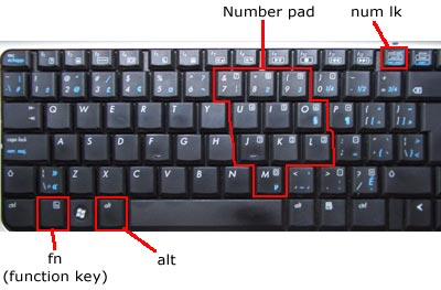 how to lock your keyboard to clean