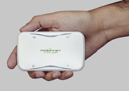 mobinnet wimax pocket modem وایمکس irancell